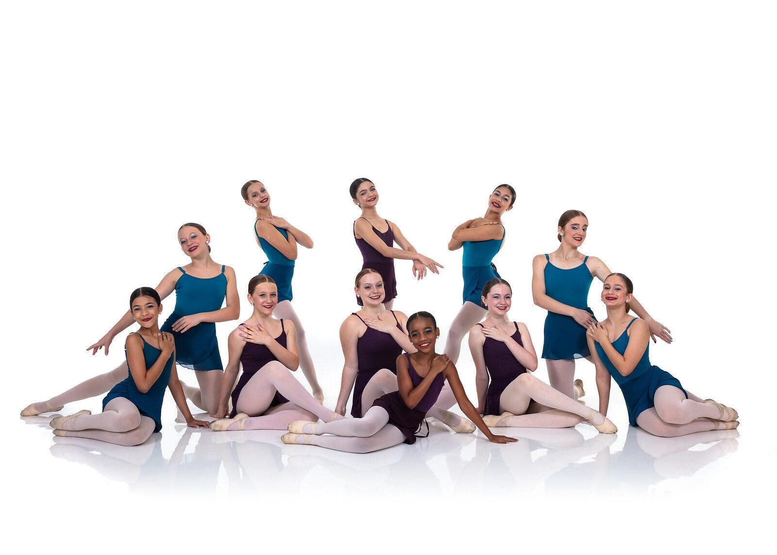 Ballet Group 2